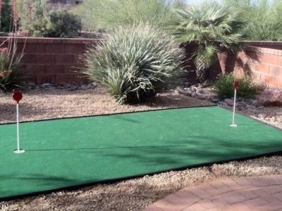 Arizona Backyard Custom Green
