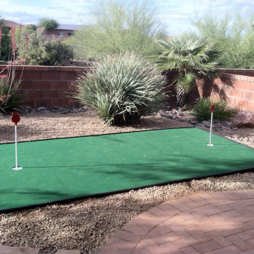 Arizona Backyard Custom Green