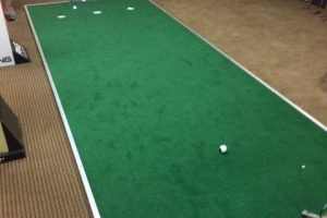 Carl's Golfland 6'x15′ TourSpeed
